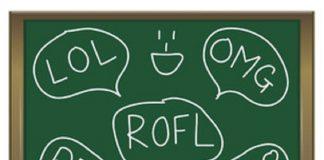 text abbreviations for online slang dictionary