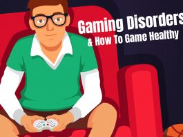 Gaming Disorders - How To Game Health Featured
