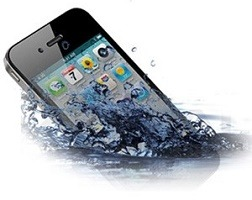 iphone wont turn on due to Water Damage
