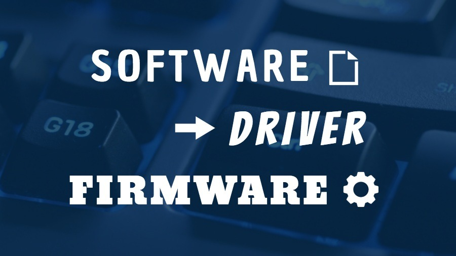 what is firmware? software, driver firmware