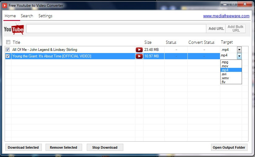 best youtube downloader - any free youtube video converter