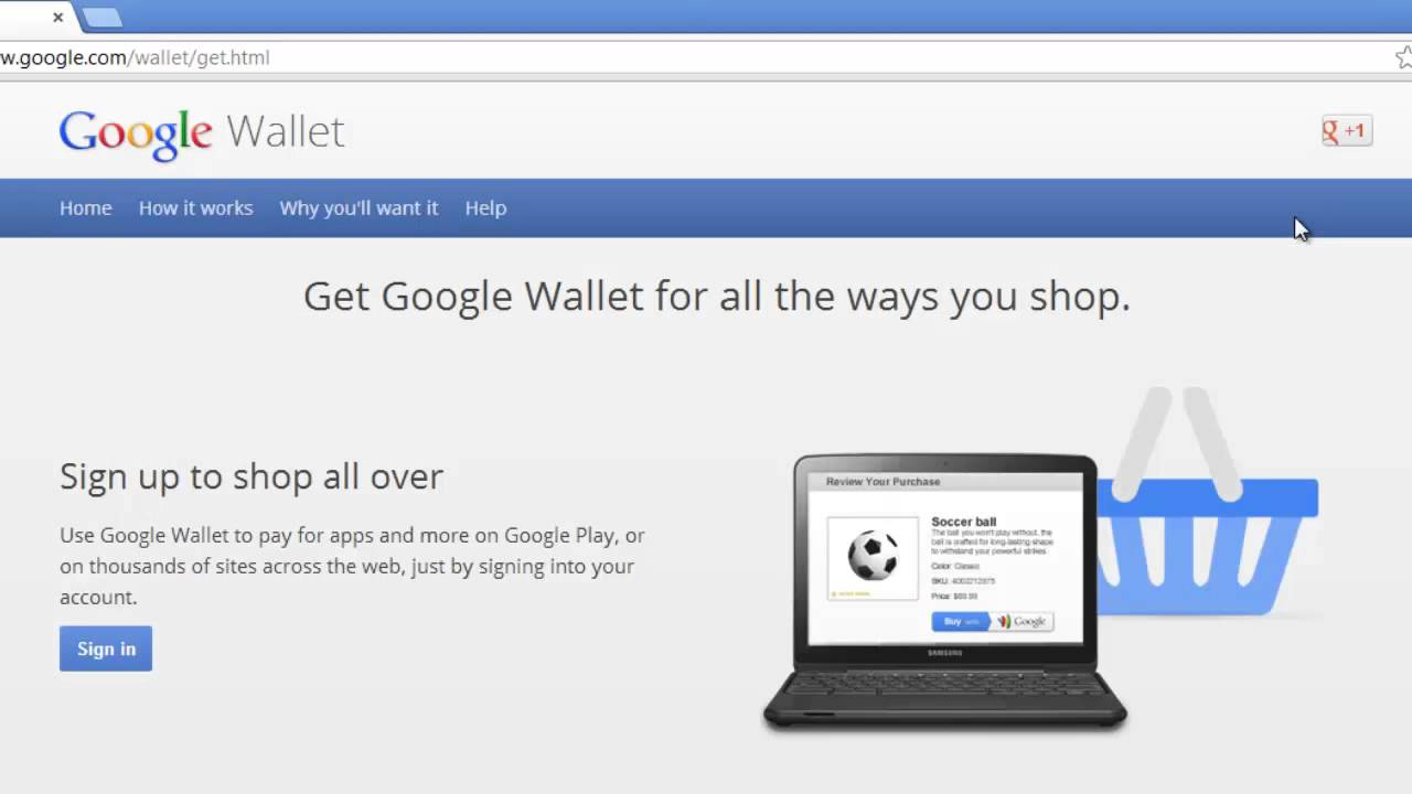how to use Google Wallet