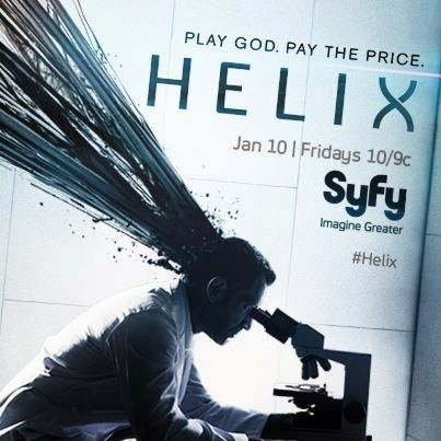 Helix promotional poster