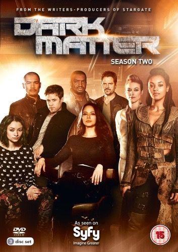 Dark Matter Season Two poster