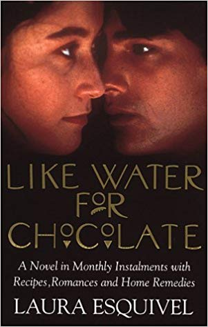 Like Water for Chocolate movie poster