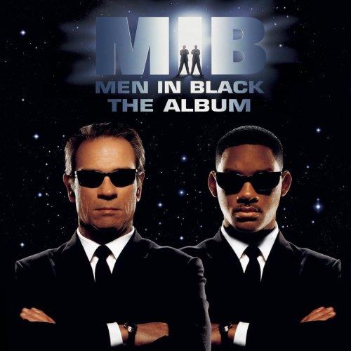 Men In Black The Album poster