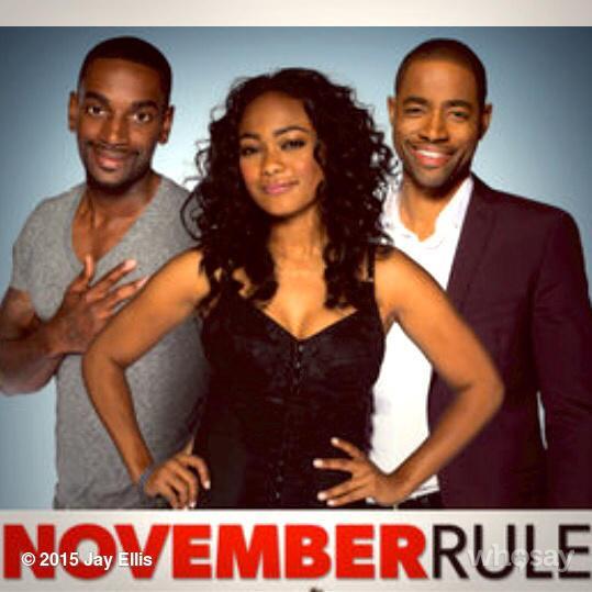 November Rule movie poster