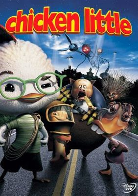 characters of chicken little movie