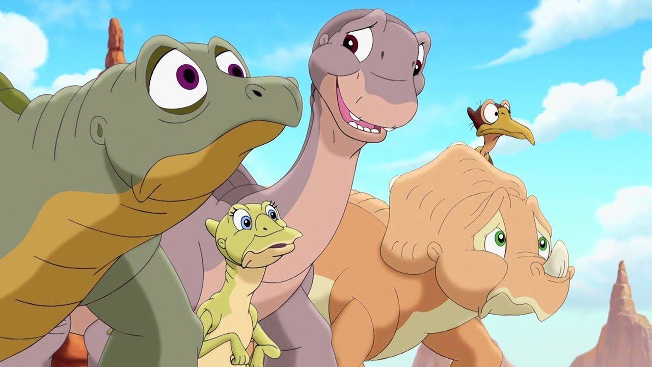 the land before time characters