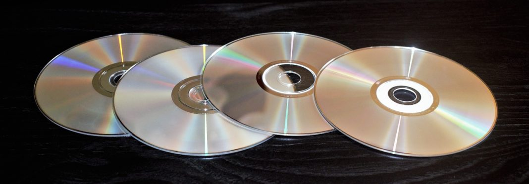 four optical disks: what is an optical drive?