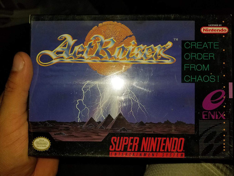 Actraiser - Nintendo Super NES
