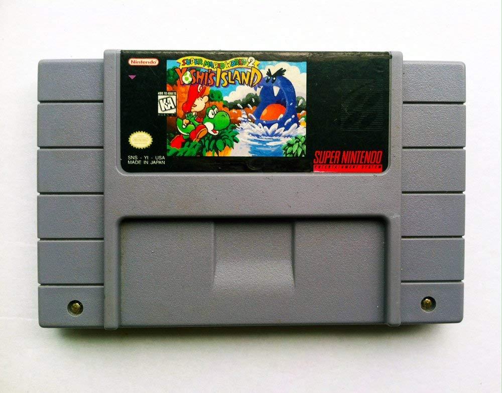 best super nintendo games Super Mario World 2 Yoshi's Island