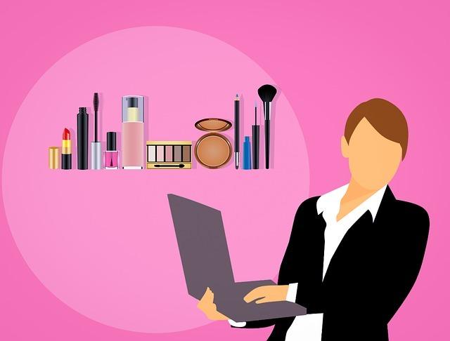 makeup-cosmetics-perfume-selling-