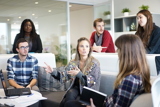how does groupon work workplace-team-business-meeting