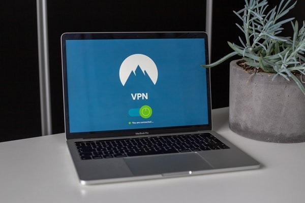 accessing nordvpn in a laptop